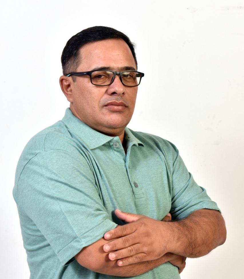 Sinevaldo Oliveira Silva - Biênio 2021/2022 - Vice-Presidente