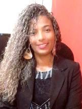 Maria Patrícia de Carvalho- Biênio 2017/2018 - 1º Secretária